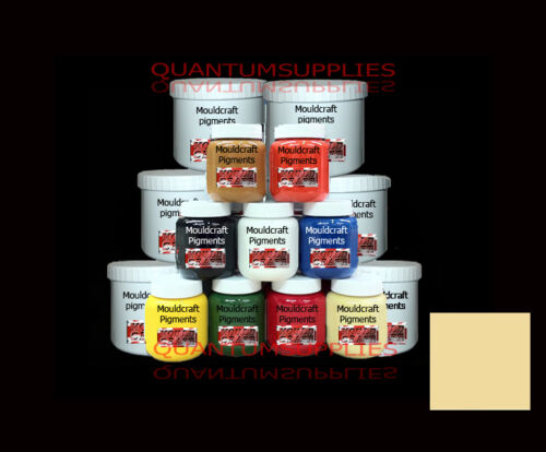 Resin 250g FIBREGLASS MOULDS Cream Pigment For Polyester Gelcoat
