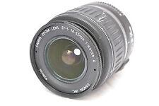 Canon EF-S 18-55mm F3.5-5.6 II Zoom Lens Digital EOS
