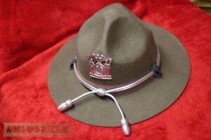 Historische-Drill-Sergeant-Hut-U-S-Army