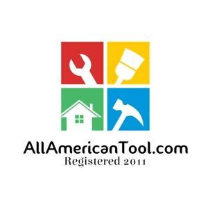 AllAmericanTool.com Premium 10 Year Old American Tool Brand Business Domain Name