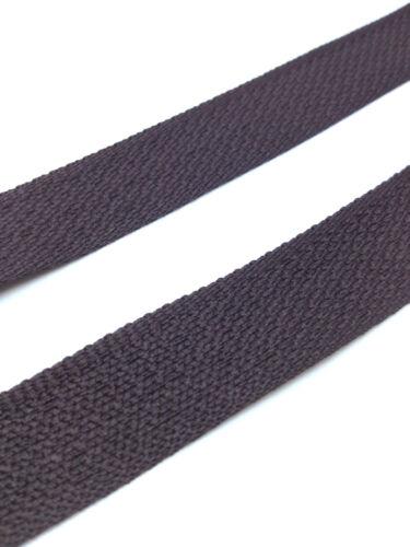 15 mm Trouser Hem Kick Tape-choice of 6 Colours dans 2,5,10,20m Lengths