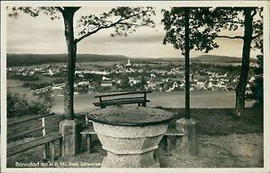 Ansichtskarte-Bonndorf-Schwarzwald-1936-Nr-712