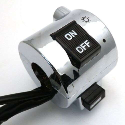 New Right Side Starter light Switch 150cc Scooter Baron BMS Retro Lance Vintage