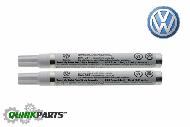 Genuine VW Volkswagen Touch-Up Paint Pen LSTK5N Midnight Blue Metallic NEW OEM