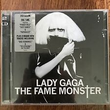 Lady Gaga - The Fame Monster ~ 2009 Rock / Pop Music Album CD