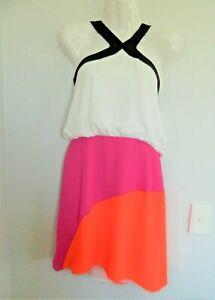 Multicoloured-Dress-Cooper-St-Size-12