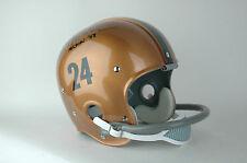 1950s Army Football RK Helmet Signed Pete Dawkins Autographed
