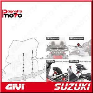 KIT-VITERIA-PER-MONTARE-LO-SMART-BAR-S900A-S901A-SUZUKI-SV-650-2016-gt-2018