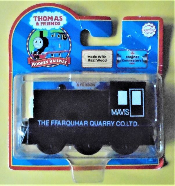 Thomas Friends Mavis Wooden Railway Rare Lc99024