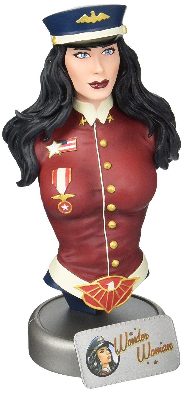 DC Comics las explosivas Busto De Mujer Maravilla