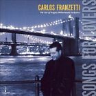 Songs for Lovers by Carlos Franzetti (CD, Jun-2006, Chesky Records)