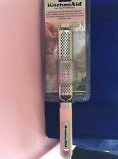 Pink KitchenAid Fine Grater/Zester Soft Pink Cook For The Cure New