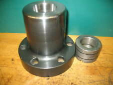 Ats Cnc Lathe Collet Chuck A2 6 Mount 3j Collet Withdraw Tube Adapter Collet Nose
