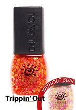 DEL SOL Nail Polish Fingernail TRIPPIN' OUT Color Change CHANGING FREE SHIPPING