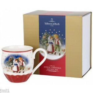 villeroy boch toy 39 s delight annual christmas mug 2013 ebay. Black Bedroom Furniture Sets. Home Design Ideas