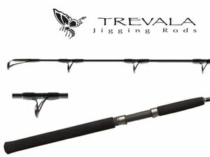 "Shimano Trevala Butterfly Jigging Saltwater Casting Rod TVC66H 6/'6/"" Heavy 1pc"