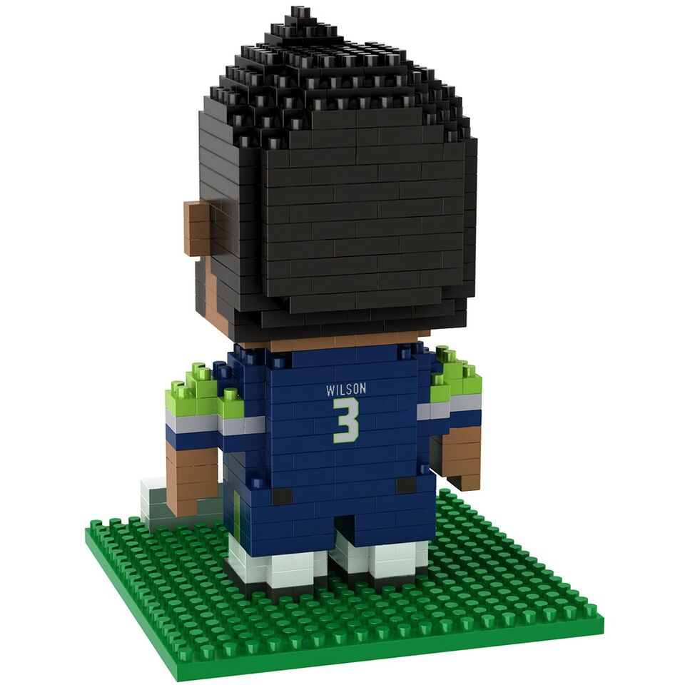 Russell Wilson 3D puzzle