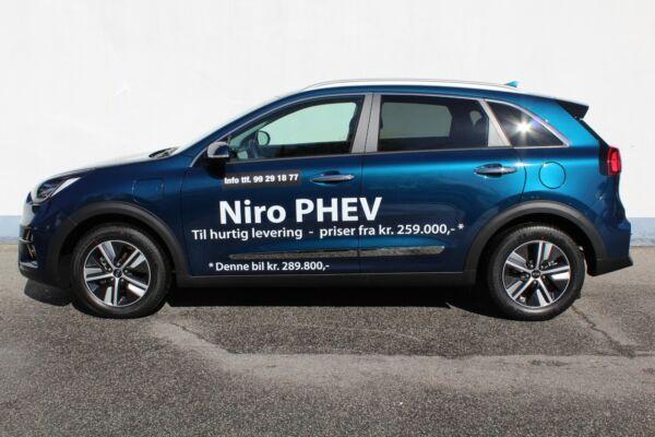 Kia Niro 1,6 PHEV Advance DCT - billede 2