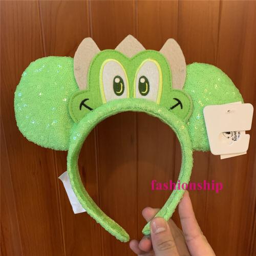 Disney park Minnie Mouse Ear Headband Crocodile adventure isle exclusive