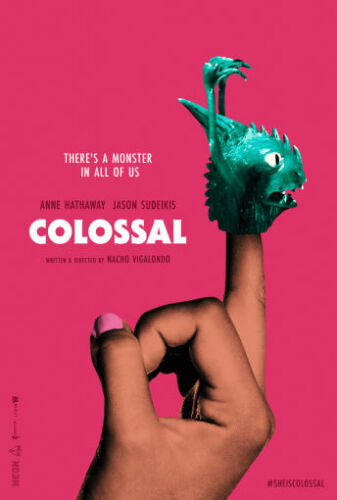 """Colossal Movie Poster 24/""""x36/"""" USA SELLER"""