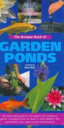 The Bumper Book of Garden Ponds, , Good Condition Book, ISBN 9781842860687