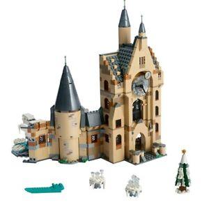 Lego-75948-HARRY-POTTERS-Tour-de-l-039-Horloge-de-Poudlard-NO-FIGURE-INCLUDED