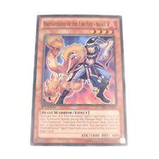 CBLZ-EN026 Brotherhood of the Fire Fist Snake Super Rare 1st Edition