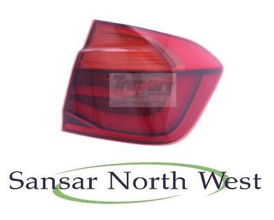 BMW 3 Series F30 2015-/> Saloon Outer Wing LED Rear Tail Light N//S Passenger Left