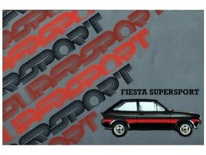 FORD-FIESTA-MKI-SUPERSPORT-POSTER-PRINT-CLASSIC-80-039-s-ADVERT-A3