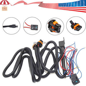 [SCHEMATICS_48EU]  LED Fog Light Wiring Harness Kit For Chevy Silverado 2003-2006 (2007  Classic) | eBay | 2007 Chevy Silverado Wiring Harness |  | eBay