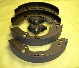 HOLDEN-4WD-TF-RODEO-REAR-BRAKE-SHOE-SET-PLUS-PAIR-OF-WHEEL-CYLINDERS-1996-2002