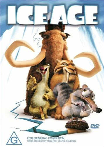 1 of 1 - Ice Age DVD