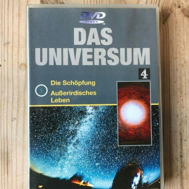 Das Universum - Teil 1: Die Schöpfung & Die Planeten - DVD - Siehe bitte die Fot