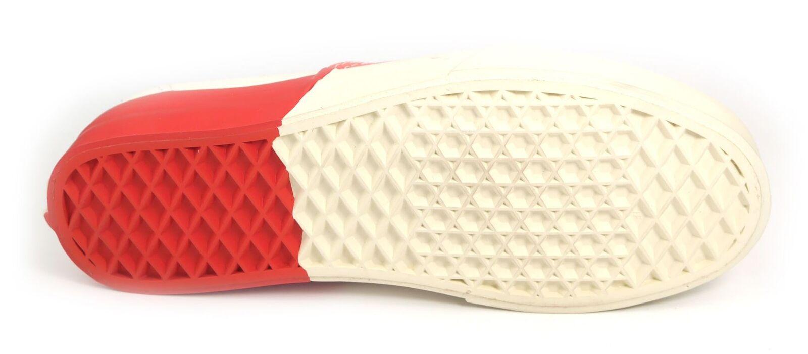 Vans vnoa Authentic 38 esms 6 UA Authentic vnoa DX (bloqué) Blanc Classique Rouge Blanc 72fa28