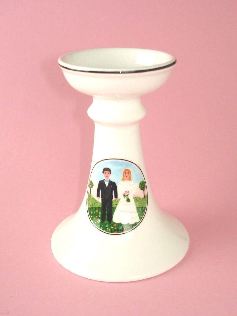 Kerzenleuchter Naif Wedding Wedding Wedding Hochzeit  Villeroy & Boch 12,5 cm | Günstige Bestellung  6b7388