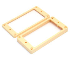PC-0745-028 Guitar Humbucking Pickup Rings Non-slanted Cream
