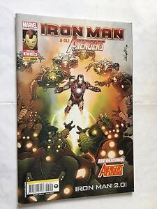 IRON-MAN-amp-I-VENDICATORI-nr-53-MARVEL-ITALIA