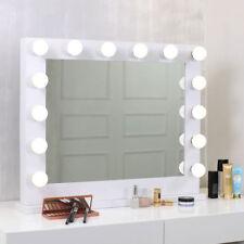 Hollywood Makeup Vanity Led Mirror W Light Bulb Artist Super Star Style Us Plug