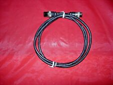 Kustom Police Radar Antenna Cable With7 Pin Spin On Connector On Both Ends