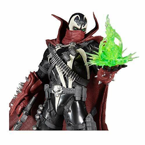 Mortal Kombat 11 12-inch Commando Spawn Figure McFarlane Toys for sale online