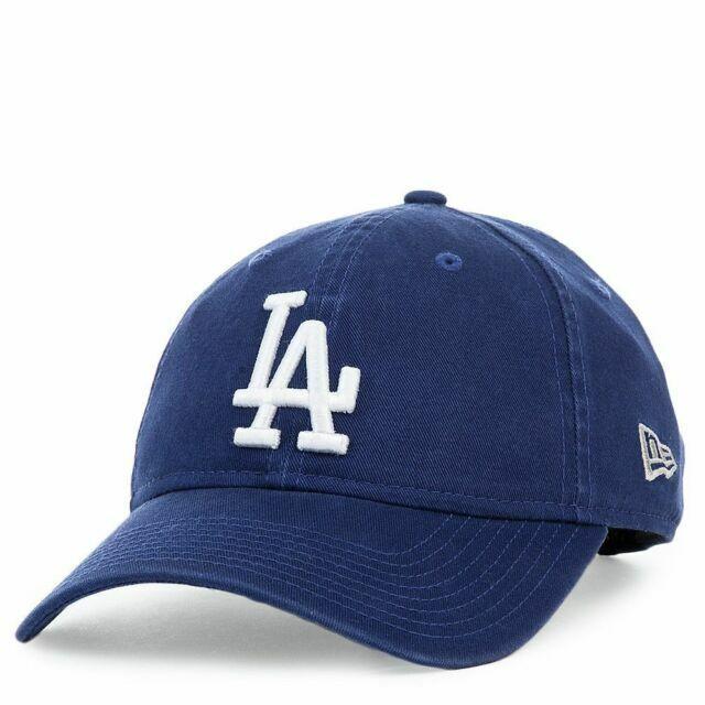 unique design amazon hot sale online Era Los Angeles Dodgers 9twenty Strapback Dad Hat Cap Core Classic ...