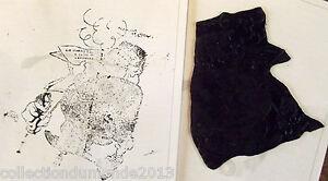 ANCIEN-CLICHE-D-039-IMPRIMERIE-TAMPON-CARICATURE-SATIRIQUE-ELECTIONS