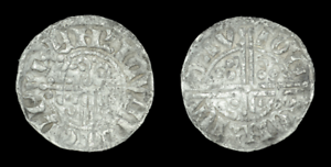 Henry III, Double-struck oddity from Canterbury mint, Ion.................[3160]