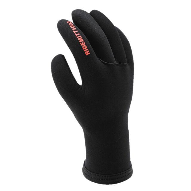 DAYTONA RIDEMITT : Ride   mitt   # 003   NeopreneWaterproofGloves Size:LL
