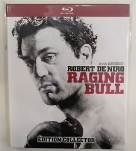 Raging Bull - Edition Collector (2 Bluray - Ediz. Francia) Come Nuovo