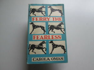 Acceptable-Ferry-The-Fearless-Oman-Carola-1945-01-01-Foxing-tanning-to-edge