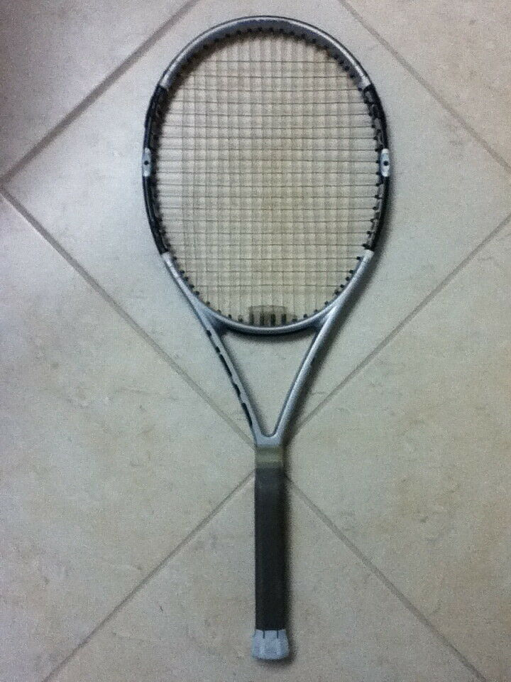Cabeza Flex-punto 6 Mid Plus raqueta de tenis raqueta Encordada 4-3 8  buen Envío Gratis