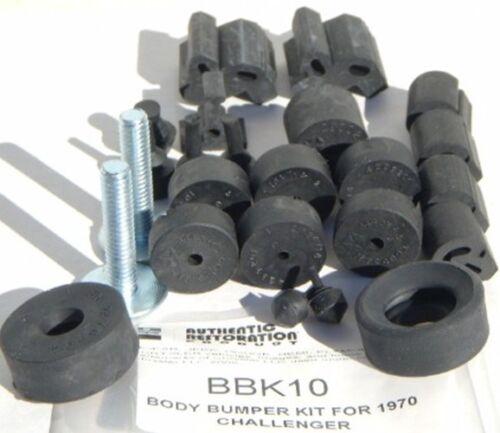 70 Challenger Body Bumper Kit Mopar BBK10