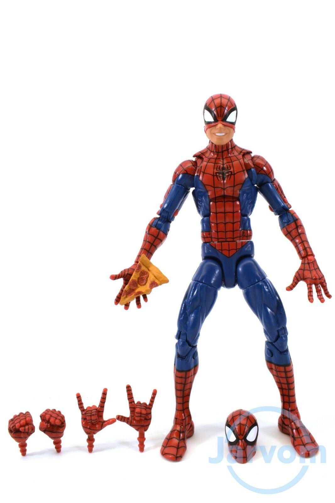 Marvel Leggende 6   Pollici Hobgoblin Baf Onda Pizza Spider-uomo Sciolto Completo