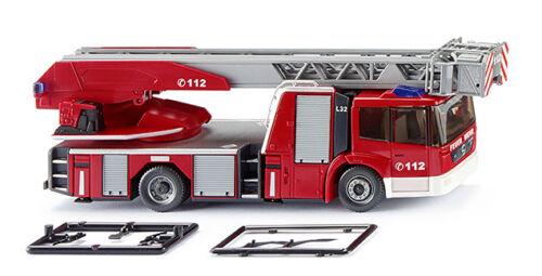 Wiking 062704 H0 LKW Mercedes Econic Metz DL 32 Feuerwehr Drehleiter